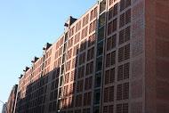 Parkhaus Hafencity , Ansicht