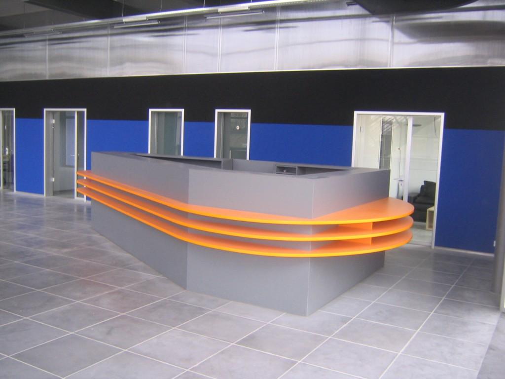 Innenraum design von Innenarchitekt  Jens Thasler