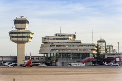 Flughafen Tegel, von GMP Architekten