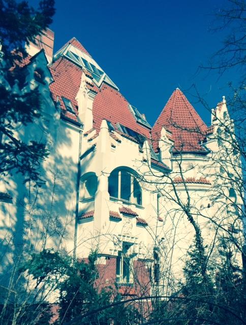 Altbau, Villa in Berlin Grunewald, Foto Preikschat