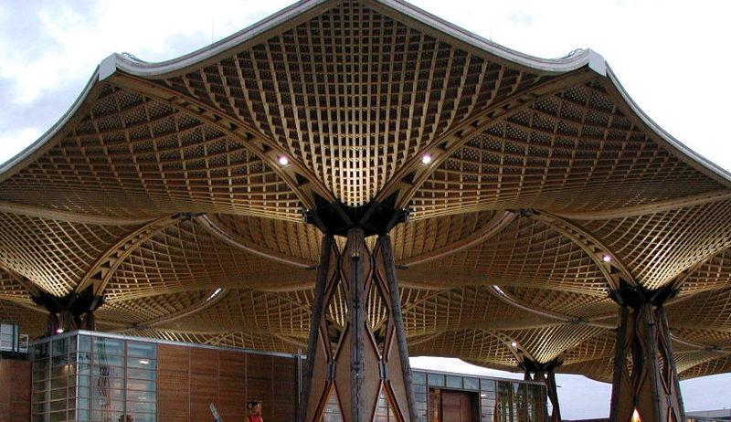 Expo 2000 Dach