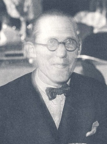 Le Corbusier (Foto: Wikicommons)