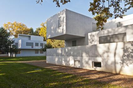 bauhaus moderne architektur bis ins 21 jahrhundert architekten. Black Bedroom Furniture Sets. Home Design Ideas