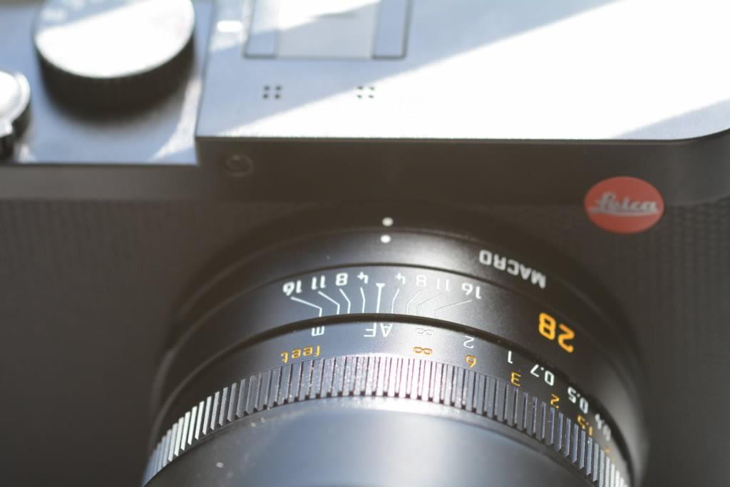 Leica Q, das neue Modell - optimal für Architekten ?
