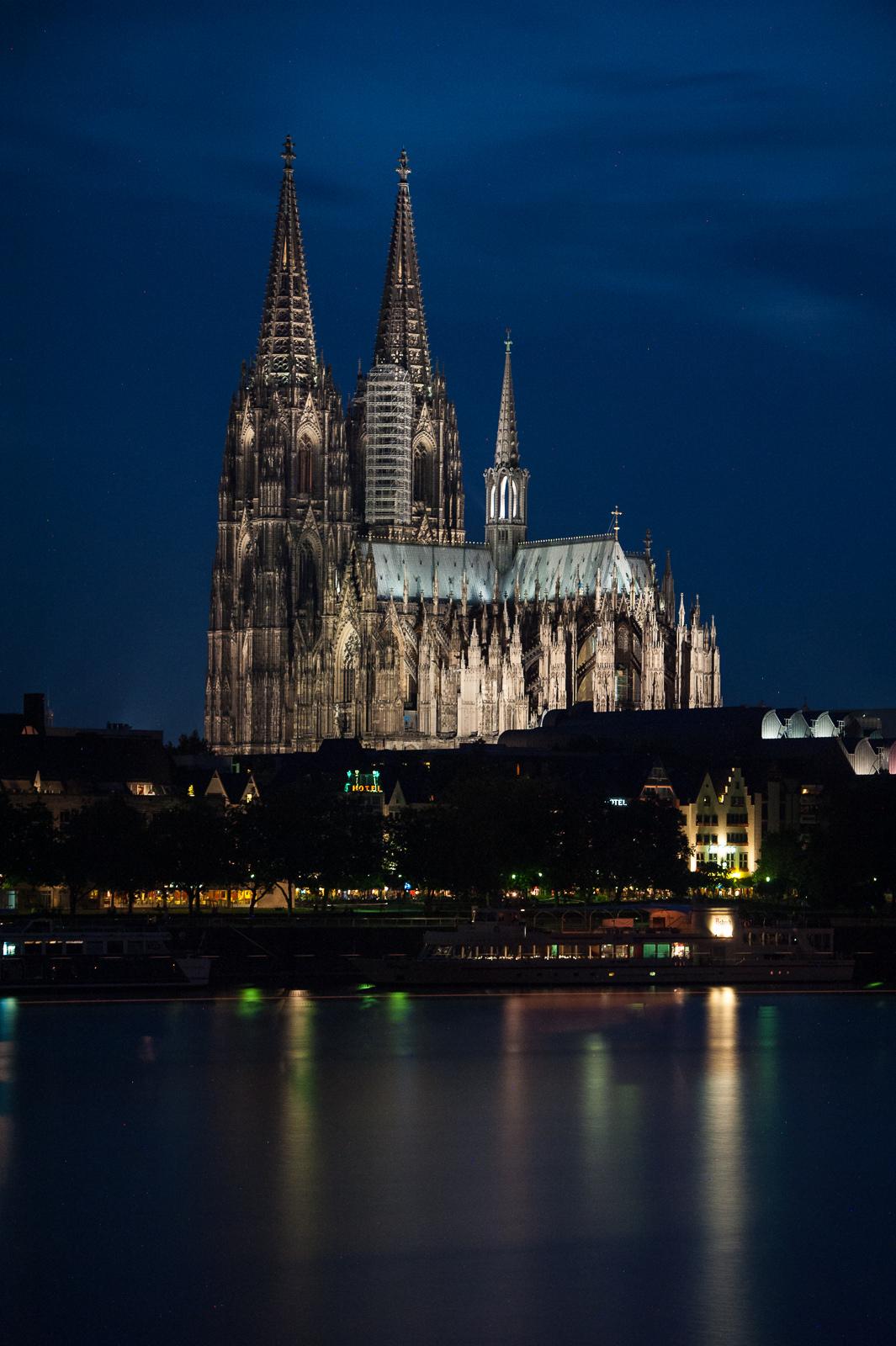 Der Kölner Dom (Foto: Michael Rastetter via Flickr)