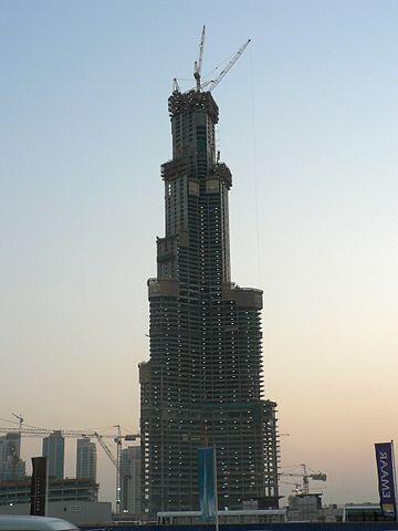 Der Baustand im Dezember 2006 (Fots: Zwigger, Creative Commons )