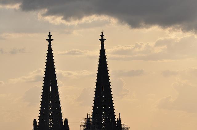 Die Spitzen des Kölner Doms (Marco Verch via Flickr)
