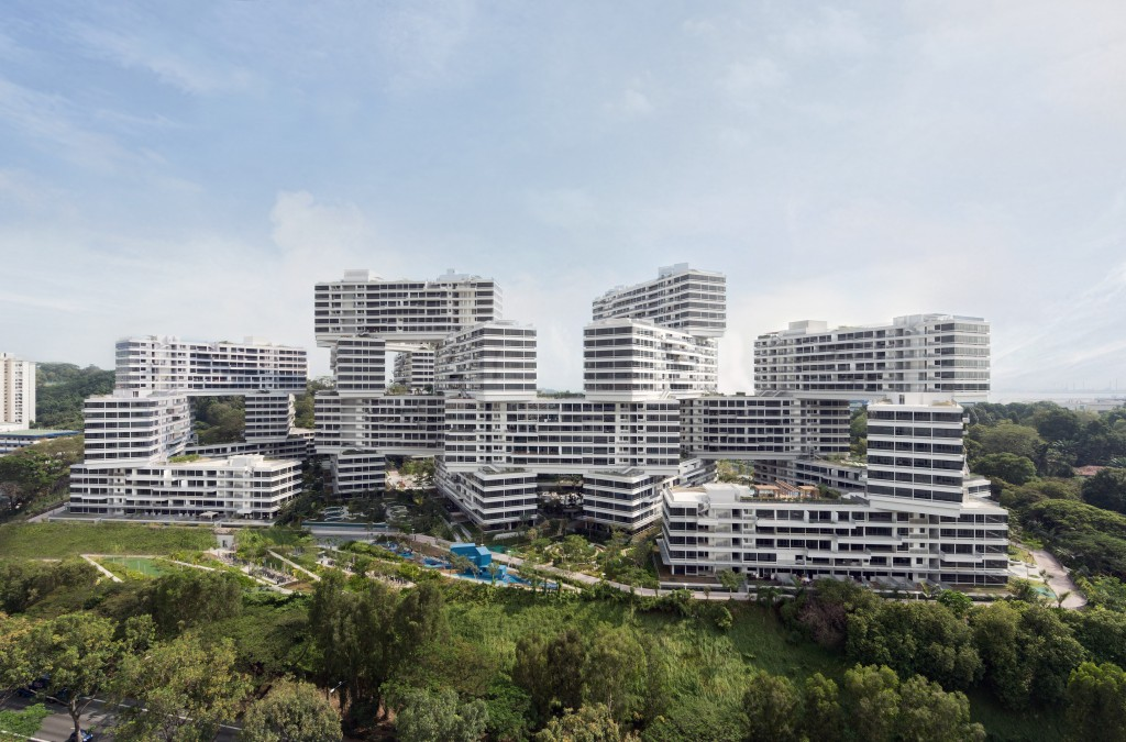 The Interlace by OMA Ole Scheeren_04_photo Iwan Baan