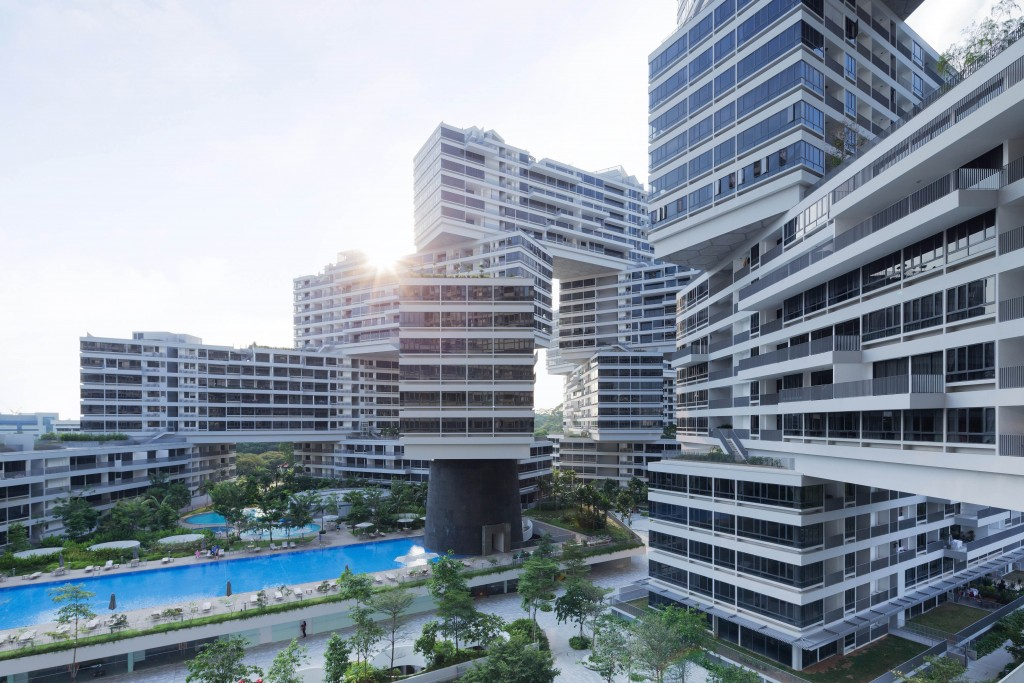 The Interlace by OMA Ole Scheeren_11_photo Iwan Baan
