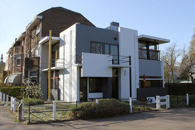Das Rietveld-Schöderhaus (Foto: Hay Kranen / CC-BY)