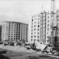 Uniforme Großbauten als Ergebnis des Baubooms? Foto: Erich Zühlsdorf