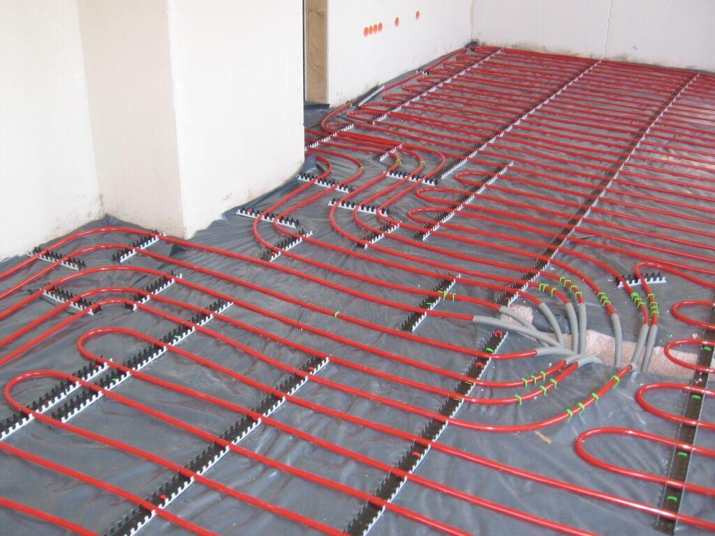 Fußbodenheizung Ohne Estrich ~ Sind warme füße eine fußbodenheizung wert architekt