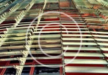Bild #00006, Torre Agbar, Barcelona, Foto Rau