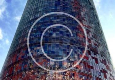 Bild #00007, Torre Agbar, Barcelona, Foto Auxi