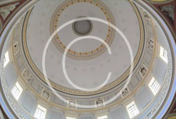 Bild #00024, Kuppel der Nikolaikirche in Potsdam, Foto Preikschat