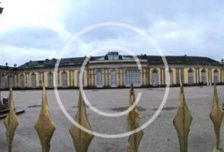 Bild #00025, Panoramabild Sanssouci, Foto Preikschat