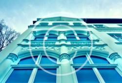 Bild #00035, Altbaufassade, Foto Preikschat