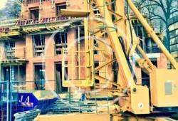 Bild #00045, Baustelle, Objekt im Rohbau, Foto ArchitektenScout