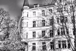 Bild #00049, Altbau in Berlin am Fasanenplatz, s/w, Foto Preikschat